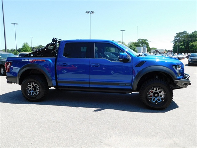 2018 F-150 SuperCrew Cab 4x4,  Pickup #74182 - photo 3