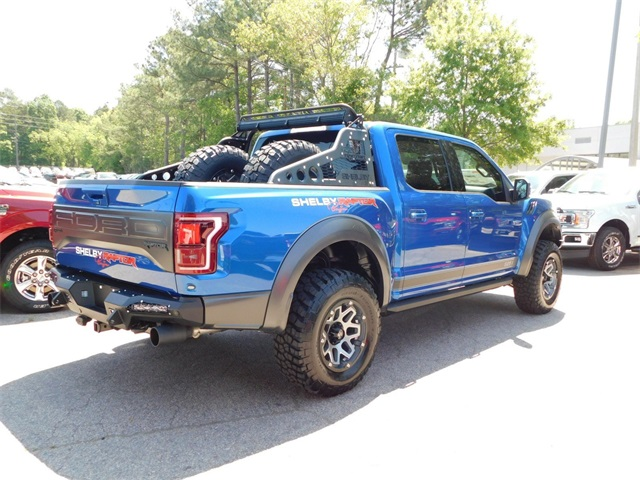 2018 F-150 SuperCrew Cab 4x4,  Pickup #74182 - photo 2
