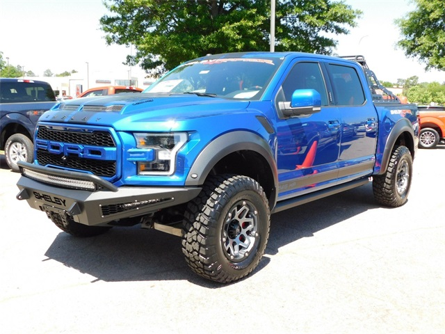 2018 F-150 SuperCrew Cab 4x4,  Pickup #74182 - photo 7