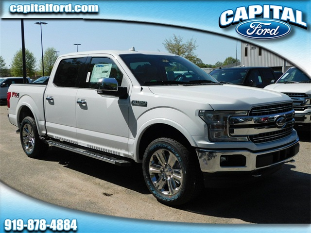 2018 F-150 SuperCrew Cab 4x4,  Pickup #74193 - photo 1