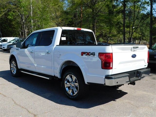 2018 F-150 SuperCrew Cab 4x4,  Pickup #74193 - photo 5
