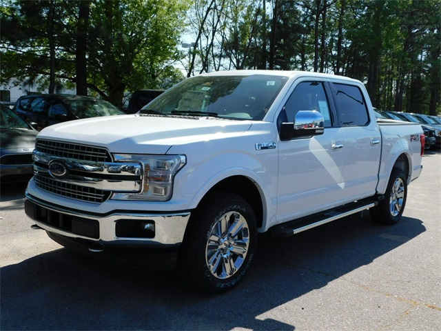 2018 F-150 SuperCrew Cab 4x4,  Pickup #74193 - photo 7