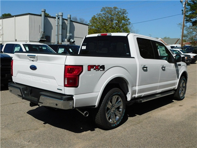 2018 F-150 SuperCrew Cab 4x4,  Pickup #74193 - photo 2