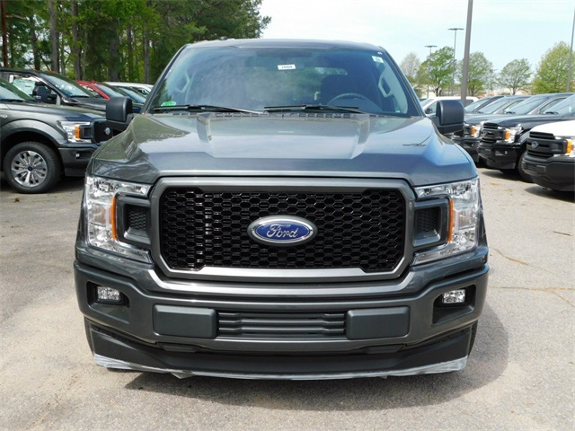 2018 F-150 SuperCrew Cab 4x2,  Pickup #74459 - photo 8