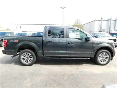 2018 F-150 SuperCrew Cab 4x2,  Pickup #74459 - photo 3