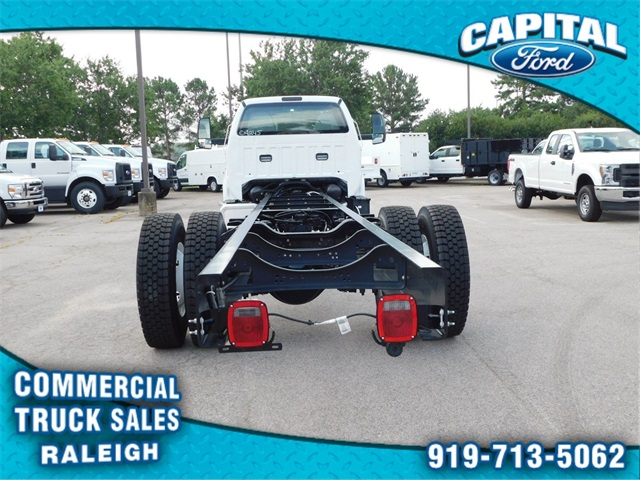 2018 F-750 Regular Cab DRW 4x2,  Cab Chassis #74533 - photo 4