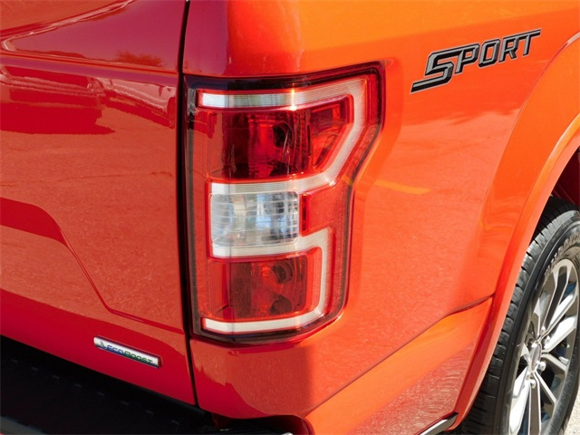 2018 F-150 SuperCrew Cab 4x2,  Pickup #75110 - photo 36