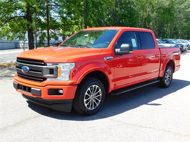 2018 F-150 SuperCrew Cab 4x2,  Pickup #75110 - photo 7