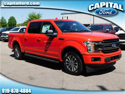 2018 F-150 SuperCrew Cab 4x2,  Pickup #75110 - photo 1
