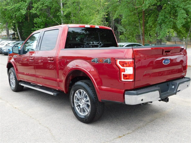 2018 F-150 SuperCrew Cab 4x4,  Pickup #75118 - photo 5