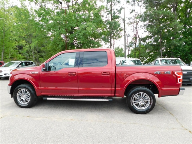 2018 F-150 SuperCrew Cab 4x4,  Pickup #75118 - photo 6