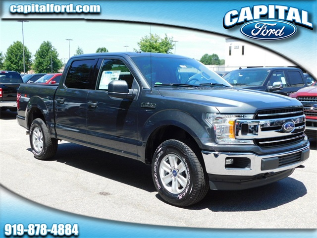 2018 F-150 SuperCrew Cab 4x4,  Pickup #75137 - photo 1