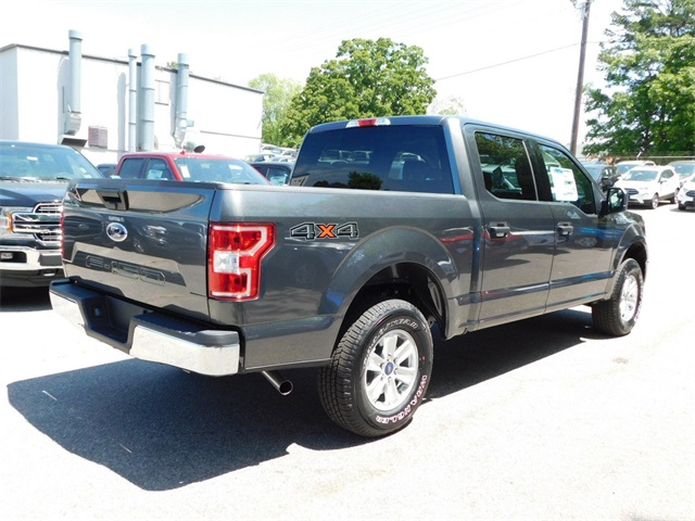 2018 F-150 SuperCrew Cab 4x4,  Pickup #75137 - photo 2