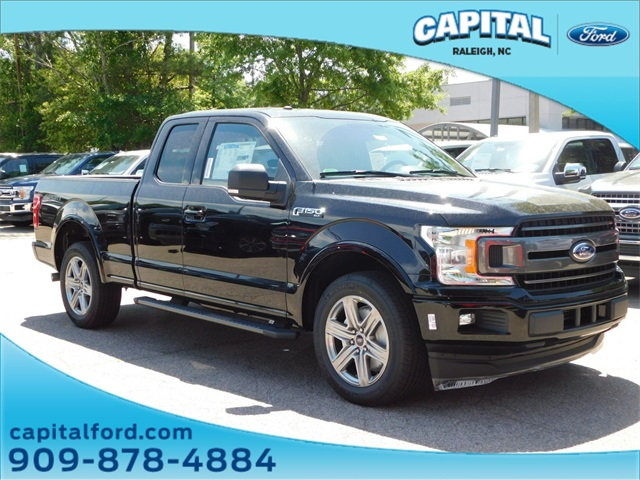 2018 F-150 Super Cab 4x2,  Pickup #75149 - photo 1