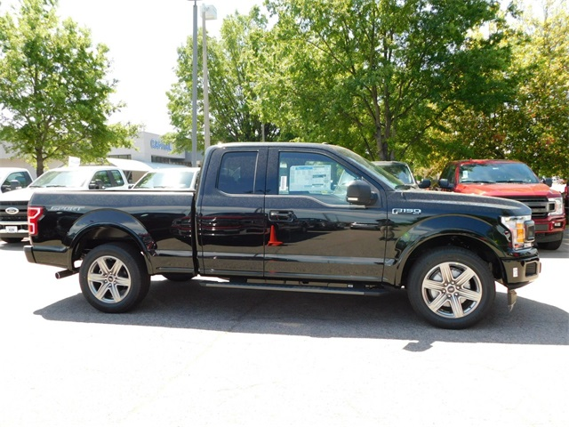2018 F-150 Super Cab 4x2,  Pickup #75149 - photo 3
