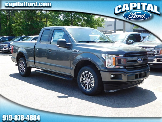 2018 F-150 Super Cab 4x2,  Pickup #75150 - photo 1