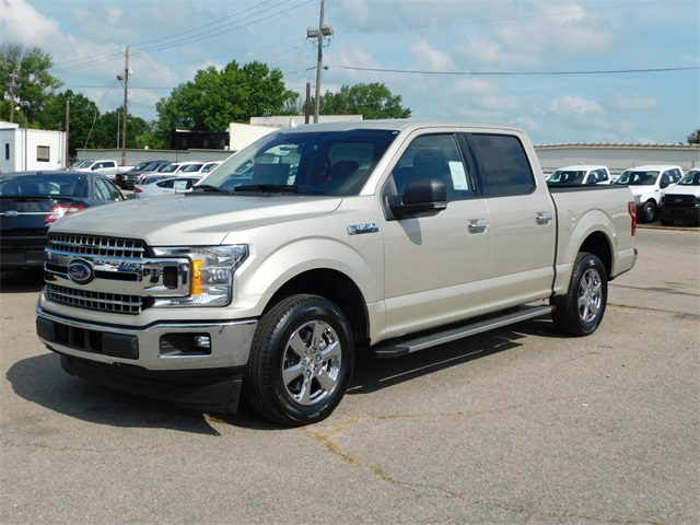 2018 F-150 SuperCrew Cab 4x2,  Pickup #75186 - photo 7