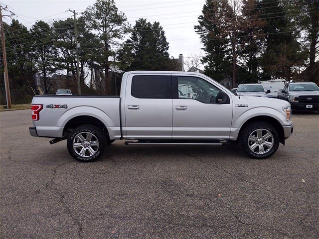 2018 F-150 SuperCrew Cab 4x4,  Pickup #75451 - photo 3