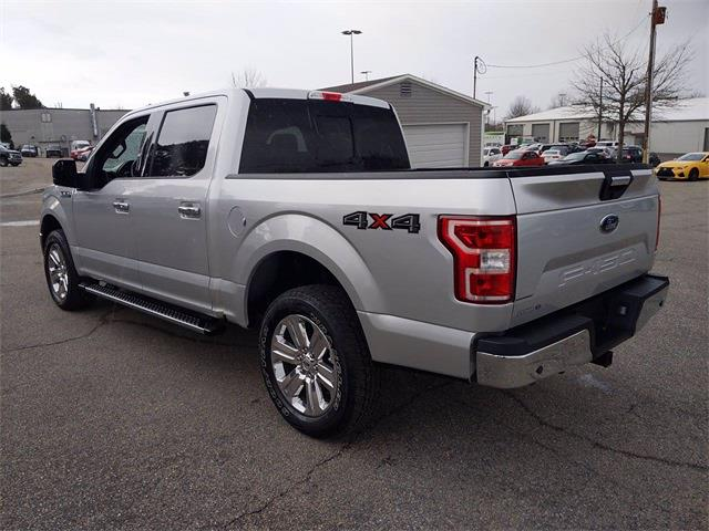 2018 F-150 SuperCrew Cab 4x4,  Pickup #75451 - photo 5