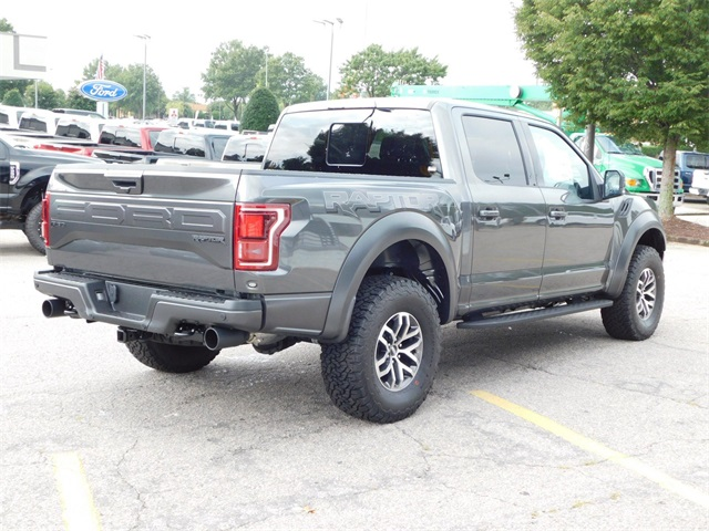 2018 F-150 SuperCrew Cab 4x4,  Pickup #76789 - photo 2