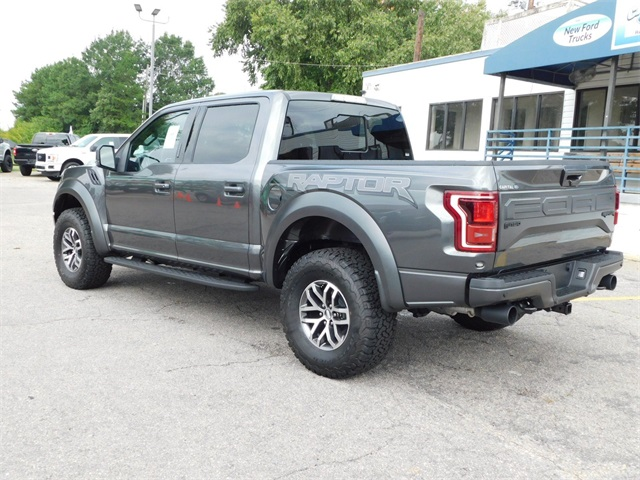 2018 F-150 SuperCrew Cab 4x4,  Pickup #76789 - photo 5