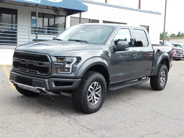2018 F-150 SuperCrew Cab 4x4,  Pickup #76789 - photo 7