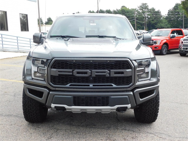 2018 F-150 SuperCrew Cab 4x4,  Pickup #76789 - photo 8