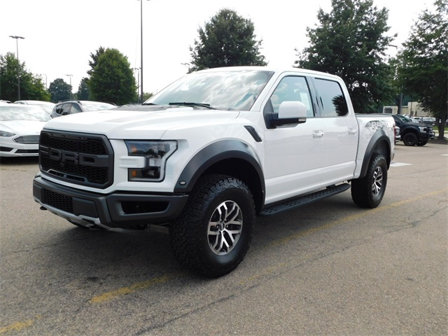 2018 F-150 SuperCrew Cab 4x4,  Pickup #76857 - photo 7