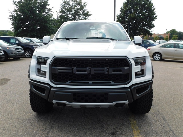 2018 F-150 SuperCrew Cab 4x4,  Pickup #76857 - photo 8