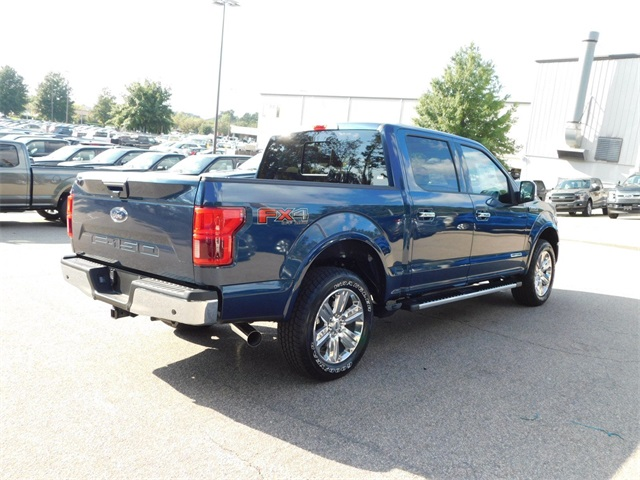 2018 F-150 SuperCrew Cab 4x4,  Pickup #77370 - photo 2