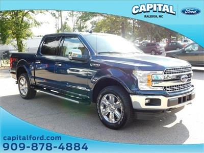 2018 F-150 SuperCrew Cab 4x4,  Pickup #77370 - photo 1