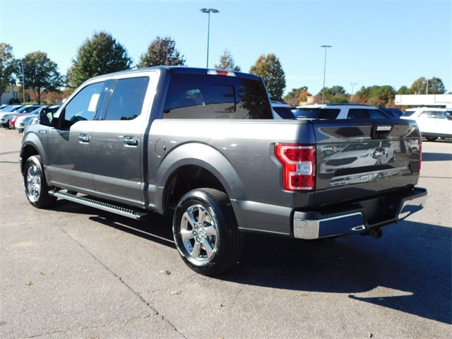 2018 F-150 SuperCrew Cab 4x2,  Pickup #78095 - photo 5
