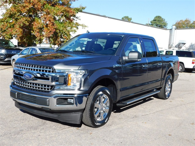 2018 F-150 SuperCrew Cab 4x2,  Pickup #78095 - photo 7