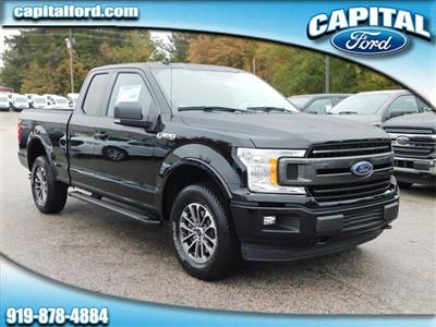 2018 F-150 Super Cab 4x4,  Pickup #78212 - photo 1