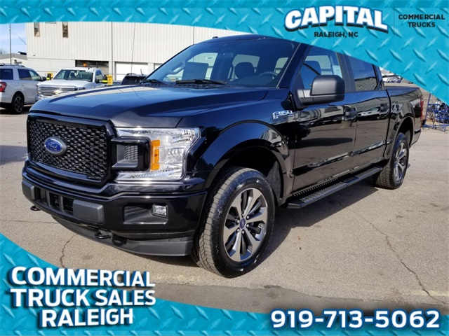 2019 F-150 SuperCrew Cab 4x4,  Pickup #78889 - photo 7