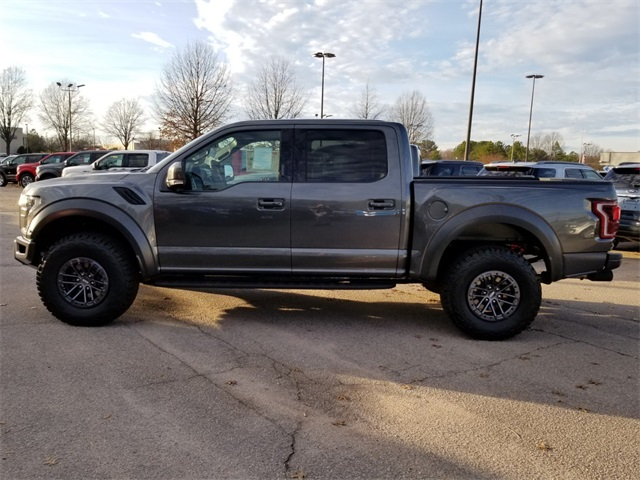 2019 F-150 SuperCrew Cab 4x4,  Pickup #78942 - photo 6