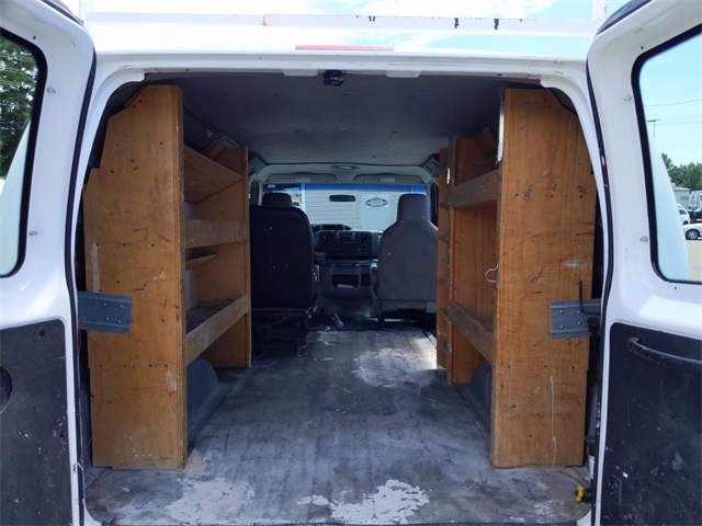 2011 Ford E-150 4x2, Upfitted Cargo Van #TAC50429 - photo 1