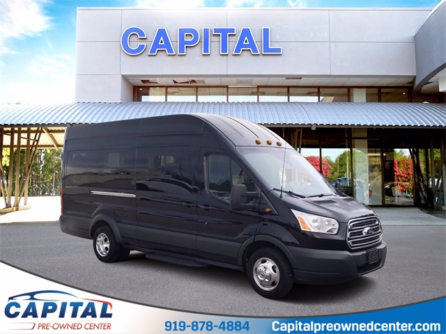 2018 Ford Transit 350 HD High Roof DRW 4x2, Passenger Wagon #AC51273 - photo 1
