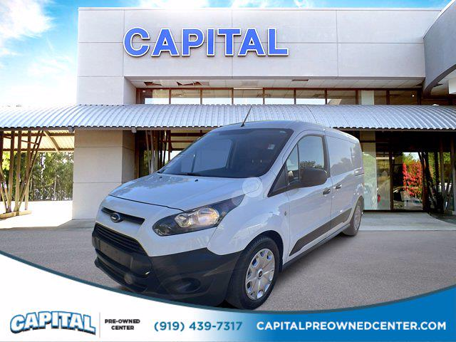 2017 Ford Transit Connect 4x2, Upfitted Cargo Van #AC51466 - photo 1