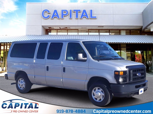 2012 Ford E-150 4x2, Passenger Wagon #AJ51034 - photo 1