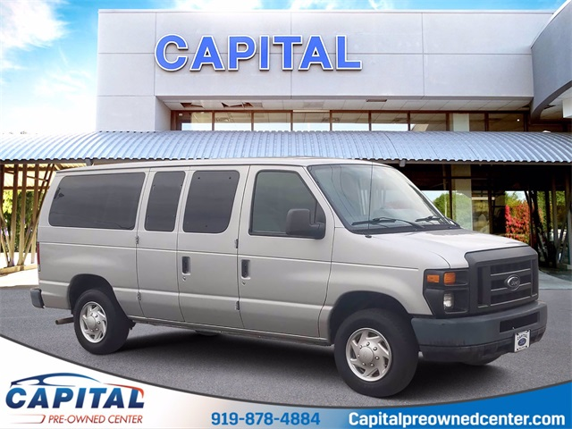 2012 Ford E-150 4x2, Passenger Wagon #AJ51038 - photo 1