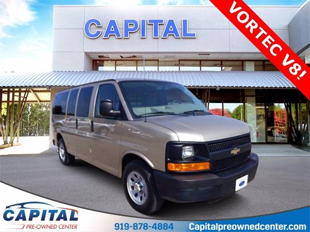 2012 Chevrolet Express 1500 4x2, Passenger Wagon #AP50478 - photo 1