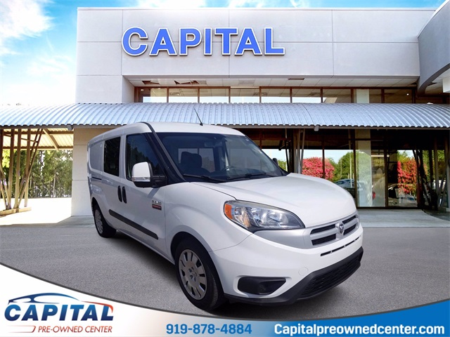 2016 Ram ProMaster City FWD, Upfitted Cargo Van #AT50443 - photo 1