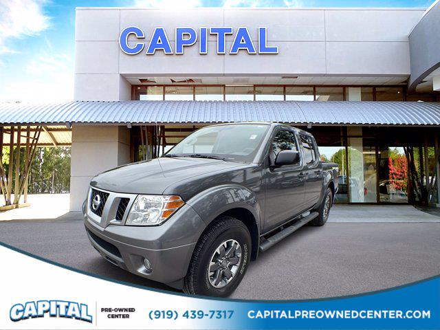 2016 Nissan Frontier Crew Cab 4x2, Pickup #AT52256 - photo 1