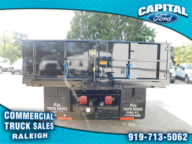 2019 F-750 Regular Cab DRW 4x2,  PJ's Truck Bodies & Equipment Platform Body #CB76801 - photo 4