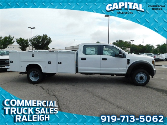 2018 F-450 Crew Cab DRW 4x2,  Knapheide Service Body #CB76803 - photo 3