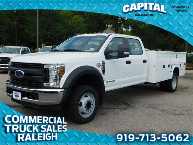 2018 F-450 Crew Cab DRW 4x2,  Knapheide Service Body #CB76803 - photo 7