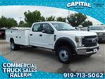 2018 F-450 Crew Cab DRW 4x2,  Knapheide Service Body #CB76803 - photo 1
