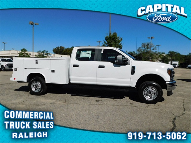 2019 F-250 Crew Cab 4x4,  Reading Service Body #CB77864 - photo 3