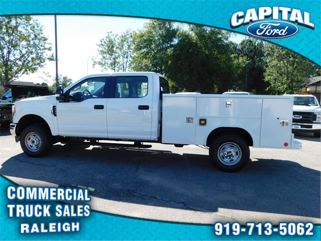 2019 F-250 Crew Cab 4x4,  Reading Service Body #CB77864 - photo 6